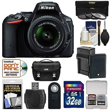 Review Nikon D5500 DSLR Camera