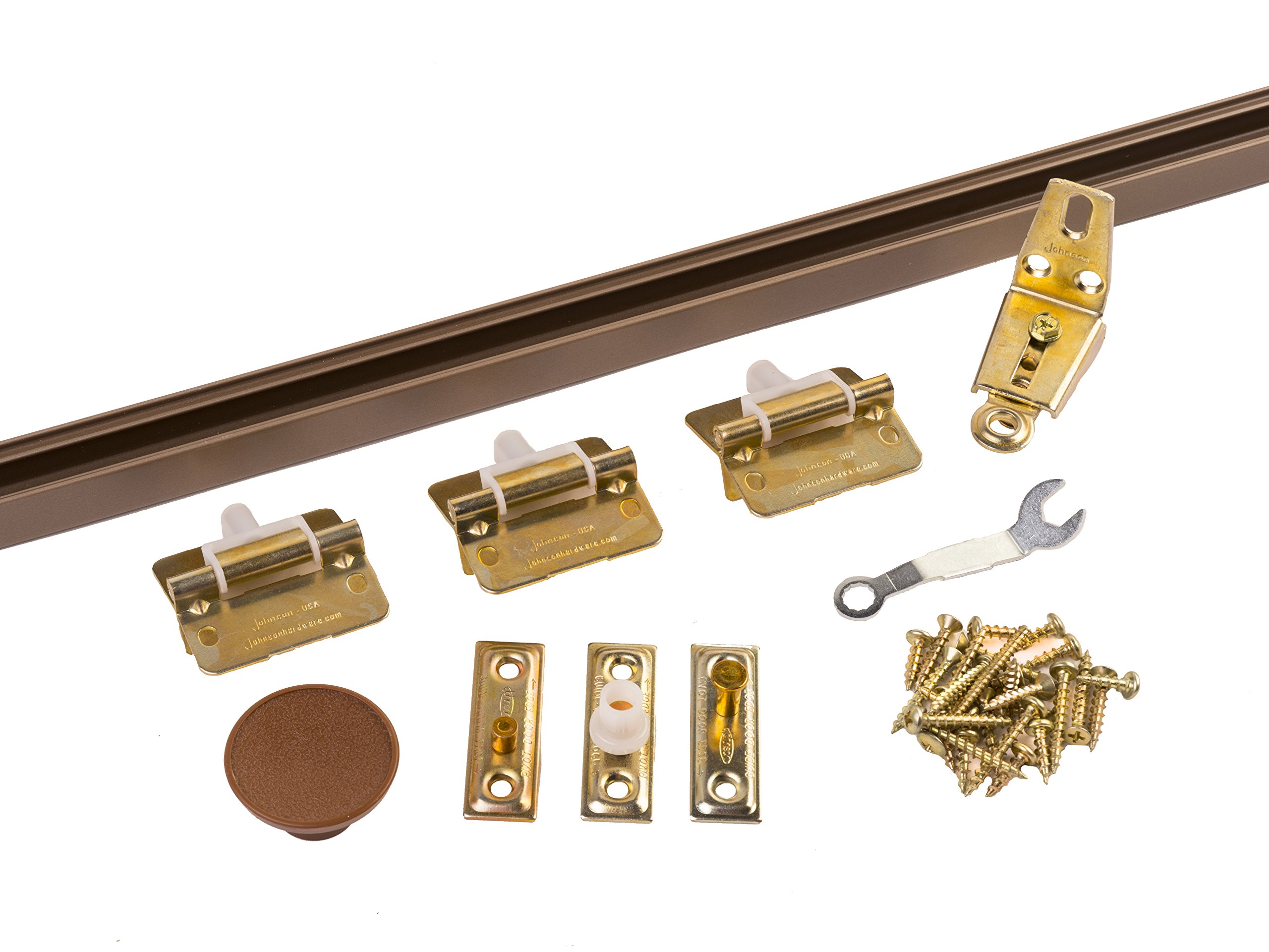 Johnson Hardware Bifold 36'' 1700 Closet Door Hardware