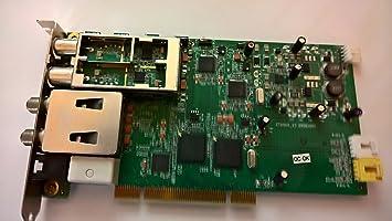 MEDION Tarjeta de TV Quad TV sintonizador ctx944 _ V.2 P/N ...