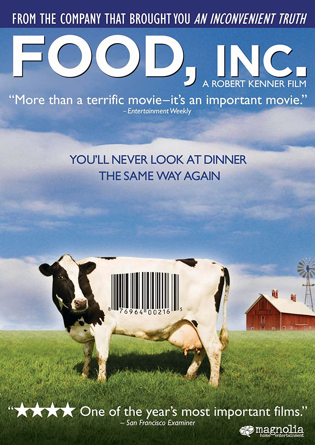 com food inc eric schlosser robert kenner movies tv