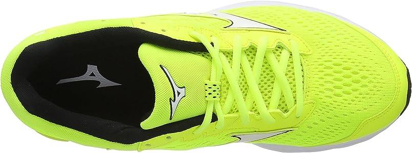 Mizuno Wave Rider 22, Zapatillas para Hombre, Multicolor (Yellow ...