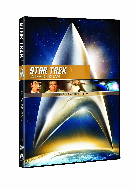 Star Trek II: La Ira De Khan [DVD]
