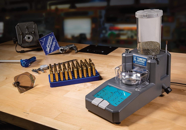 Talla /única Mezcla Frankford Arsenal Powder Intelli-Dropper 1082250 Platinum Series Intellidropper Unisex Adulto