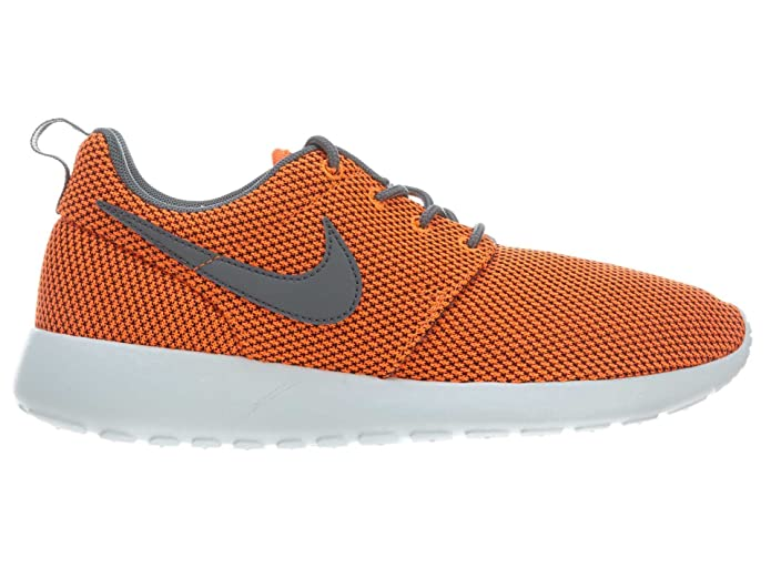 fd5814bb0b49 Nike Rosherun (GS) Boys Running Shoes 599728-800 Total Orange Cool  Grey-White-Cool Grey 6 Big Kid M  Amazon.ca  Shoes   Handbags