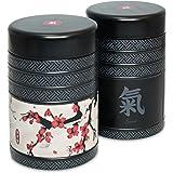 Teedosen Kyoto rund 125g (2er Set)