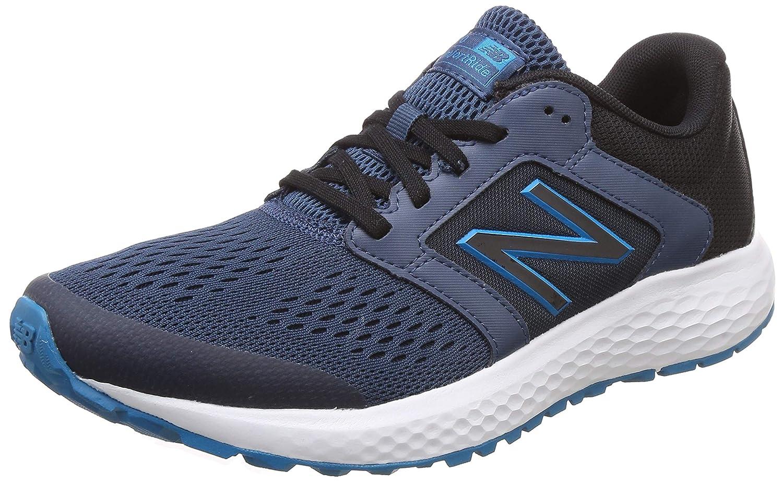 Bleu (North Sea noir Deep Ozone bleu Lo5) New Balance 520v5, FonctionneHommest Homme