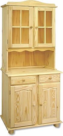Ideal para decorarla uno mismo, al ser madera natural, se puede teñir de cualquier color y decorarla