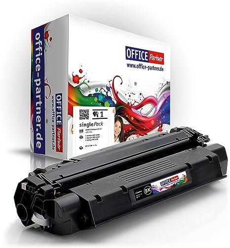 Toner compatible para Canon EP-27 (Negro) para Canon I Sensys LBP ...