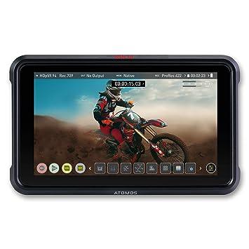 Amazon.com: Atomos Ninja V Atomos Ninja V 4 KP60 – 10bit hdr ...