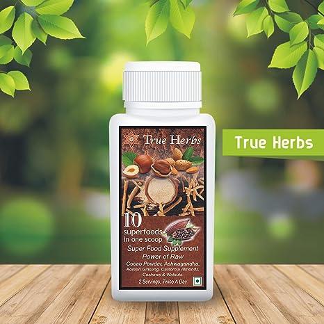 True Herbs Superfood supplement, 200 gm