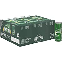 PERRIER Sparkling Natural Mineral Water, 30 x 250 ml