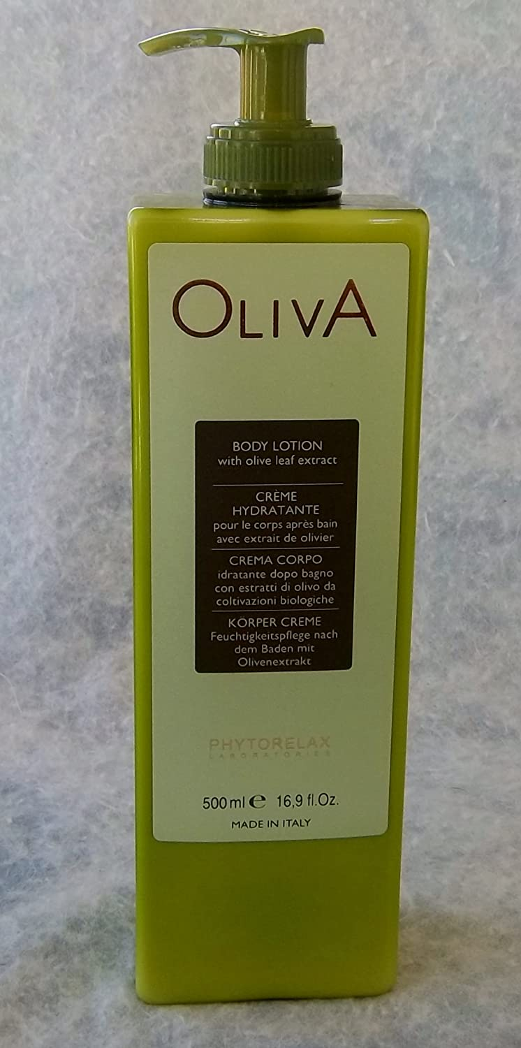 oliva body lotion
