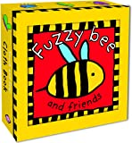 Fuzzy Bee and Friends (Touch and Feel Cloth Books)