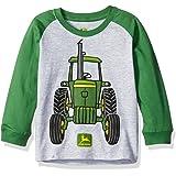 John Deere Toddler Boys Big Tractor Tee