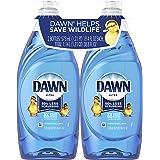 Dawn Ultra Dishwashing Liquid Dish Soap, Original Scent, 2x19.4 fl oz