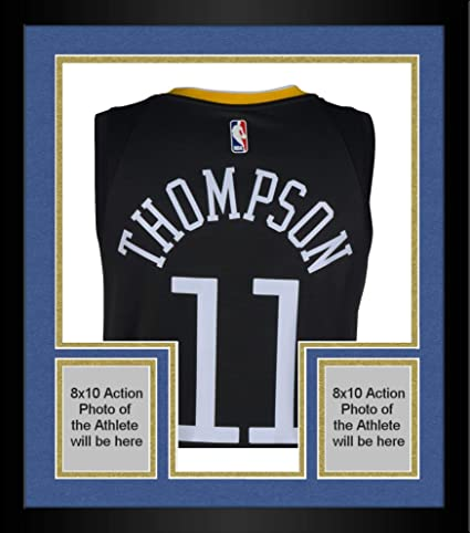 Framed Klay Thompson Golden State Warriors Autographed Black Nike Swingman  Statement Edition Jersey - Fanatics Authentic f61c3dc04