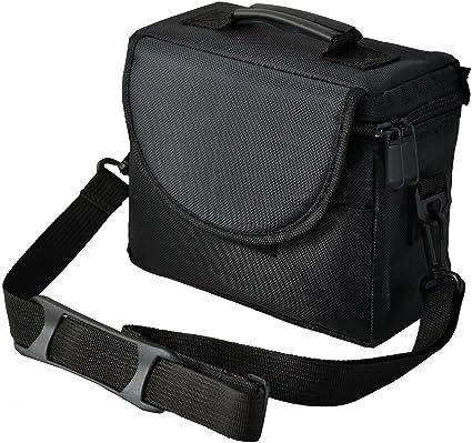 DSC-H300 Kamera Tasche schwarz 11cm x 7cm x 12cm für Sony Cybershot DSC-H200