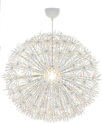 Ikea PS Maskros Lámpara Colgante: Amazon.es: Hogar
