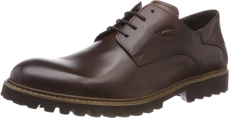 camel active University 20, Zapatos de Cordones Derby para Hombre