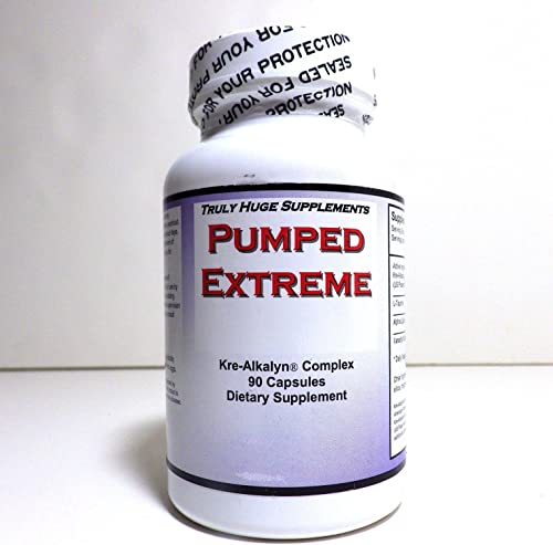 Pumped Extreme, 90 Capsules