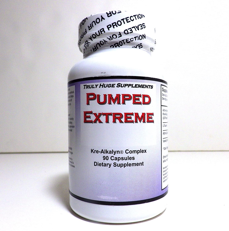 Pumped Extreme, 90 Capsules
