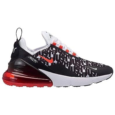 f91d3c9f363c1 Nike Air Max 270 Print GS Black/White Size 6.5