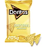 Doritos Dippas Naturel Tortilla Chips, Doos 8 stuks x 205 g