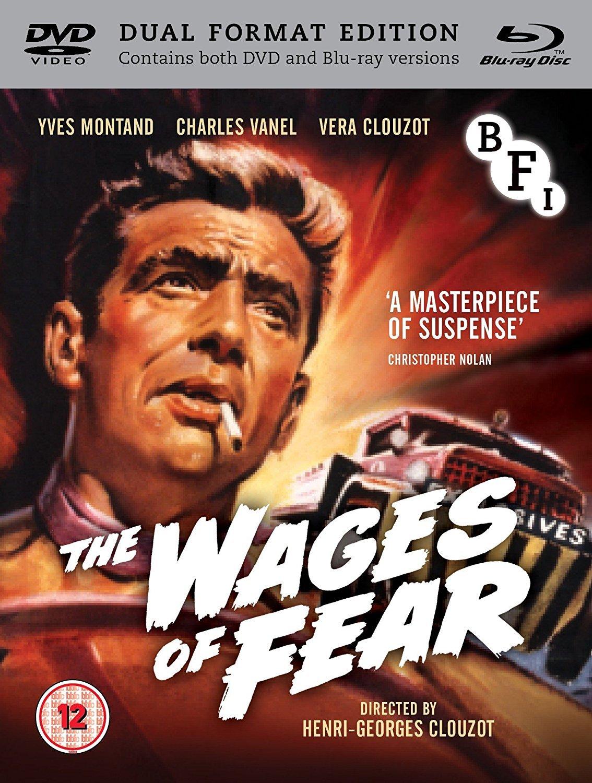 Плата за страх / Le salaire de la peur