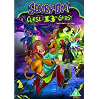 Scooby-Doo! And the Curse of the 13th Ghost: Original Movie (Fully Packaging Import)