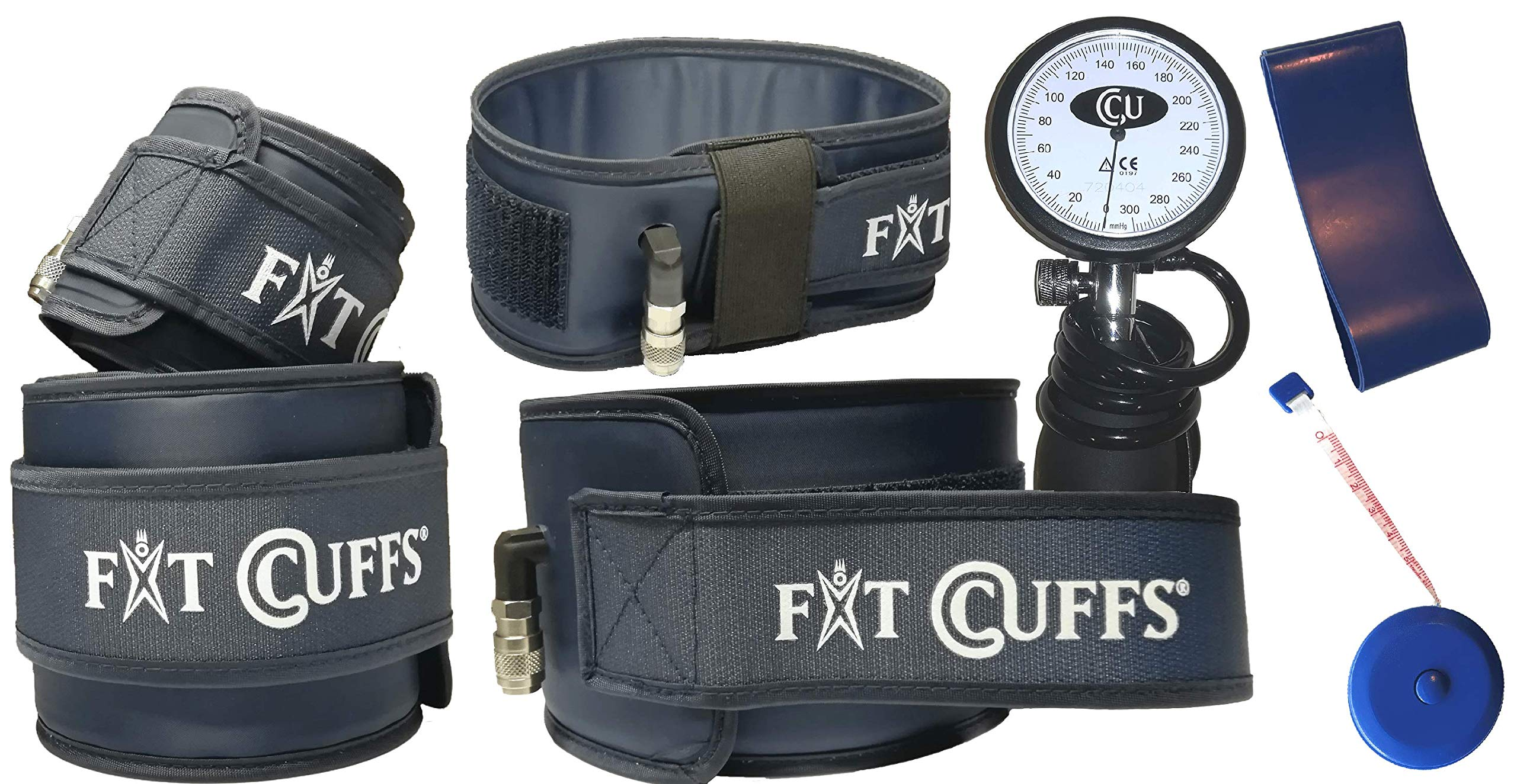 Fit Cuffs (One Size Fits All)