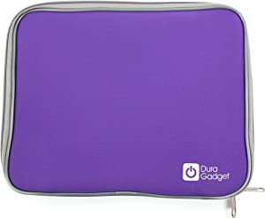 DURAGADGET Purple Protective Neoprene Case - Compatible with Acer Iconia Tab A210 | Iconia Tab A211 & 101 XS Gen 10