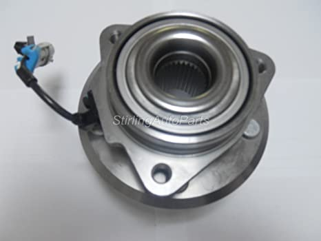 2011 For Chevrolet Cruze Front Wheel Bearing and Hub Assembly x 1
