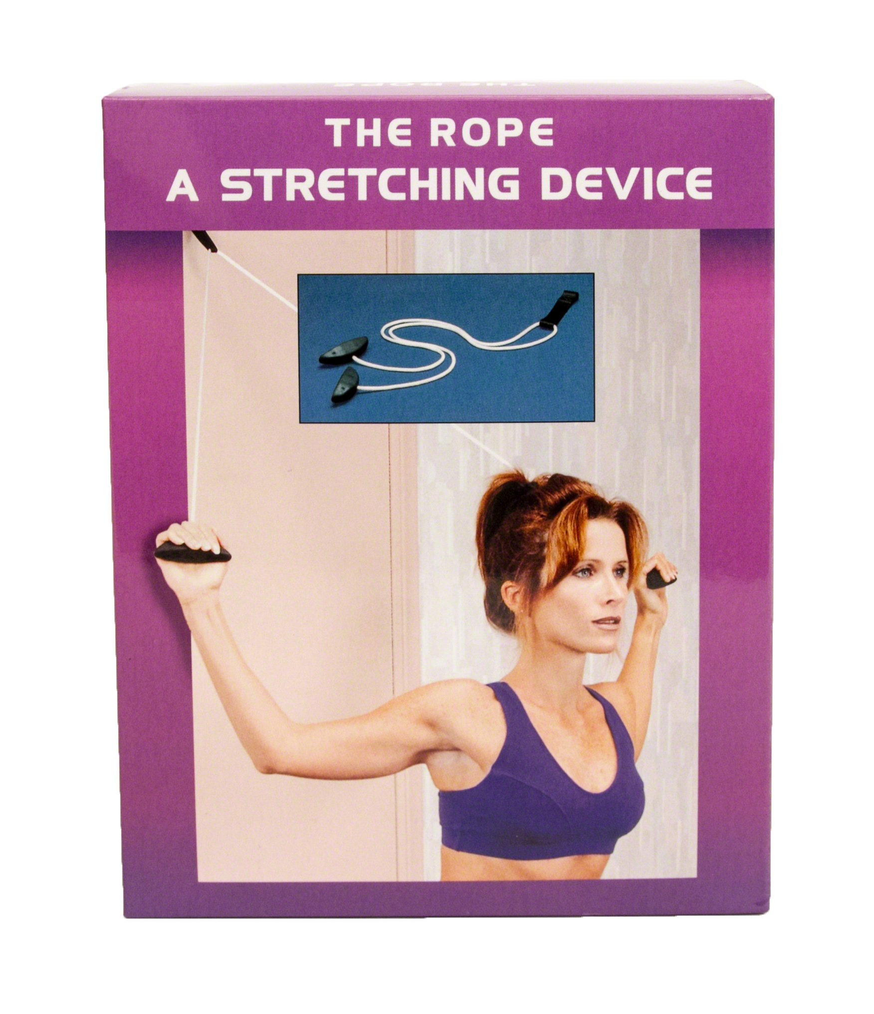 PrePak Products Rope Assisted Stretching Device