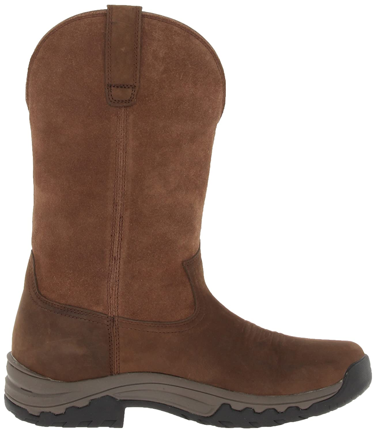 Ariat Women's Terrain Pull-on H2o Western Boot B00BI5EDVS 10 M US|Distressed Brown