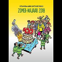 Zomer – najaar 2018 (Standaard Uitgeverij Strips)