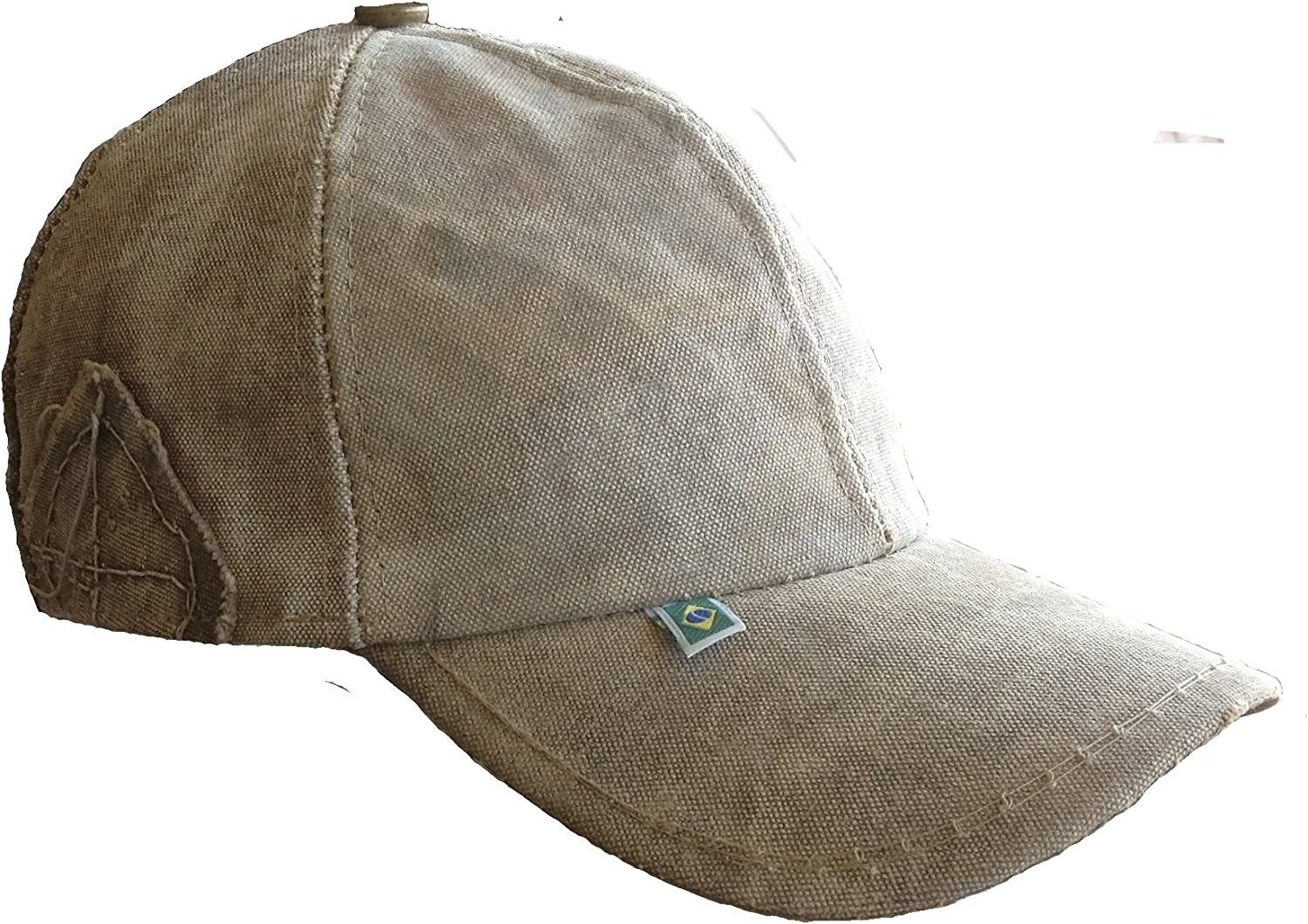 Tarphat Gorra de Lona (de Brasil) - Medium 21-23: Amazon.es ...