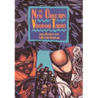 The New Orleans Voodoo Tarot/Book and Card Set (Destiny Books S)
