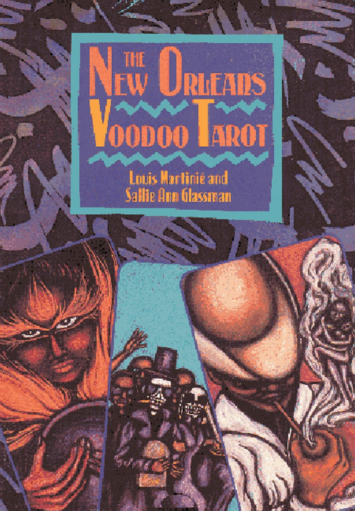 The New Orleans Voodoo Tarot/Book and Card Set (Destiny