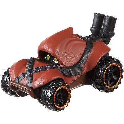 Hot Wheels Star Wars Character Car, Jawa: Toys & Games