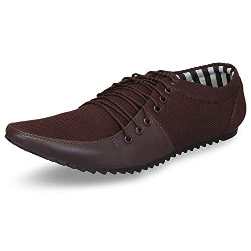 282043c7def92a Esense Men s Blue Black Synthetic Casual Shoes  Buy Online at Low ...