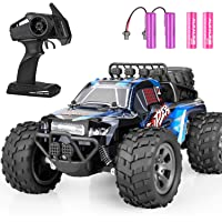 Remote Control Car, ZIPOUTE RC Car 2.4GHZ High Speed Fast RC Racing Car Toys, Off Road Radio Control Cars for Boys…