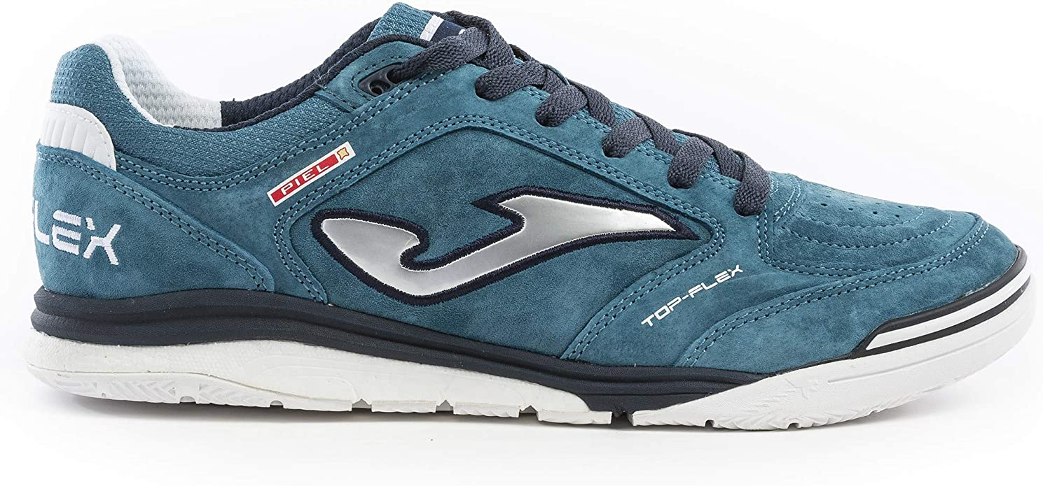 Joma Top Flex Nubuck Leather Soccer Shoe Futsal Shoe: Amazon.co.uk: Shoes &  Bags