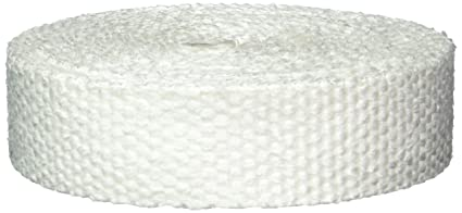 Flat Gasket Braided Fiberglass Rope 1/8