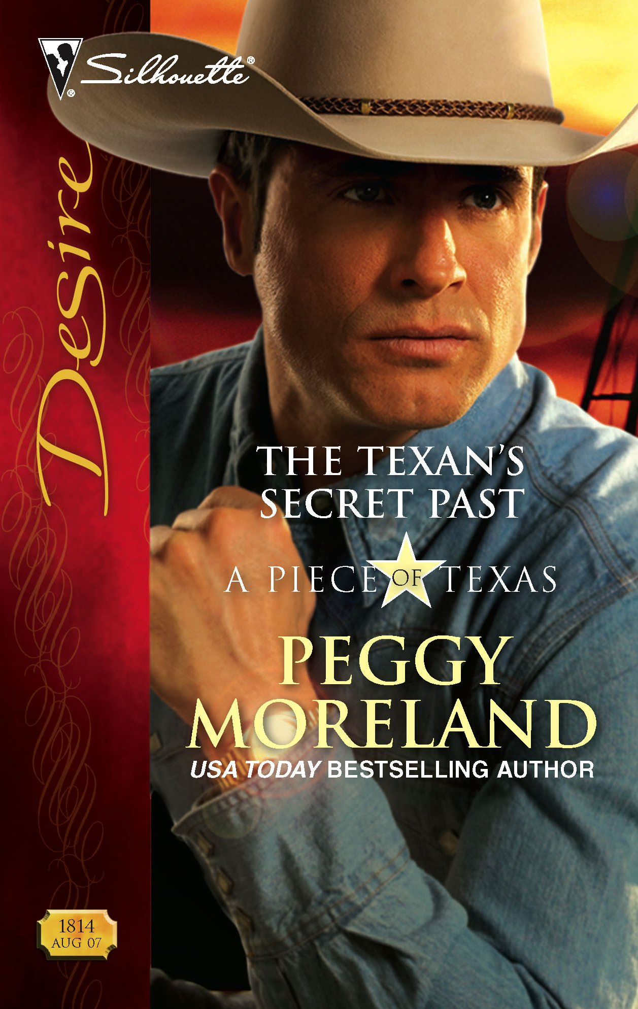 Download The Texan's Secret Past (A Piece Of Texas) pdf