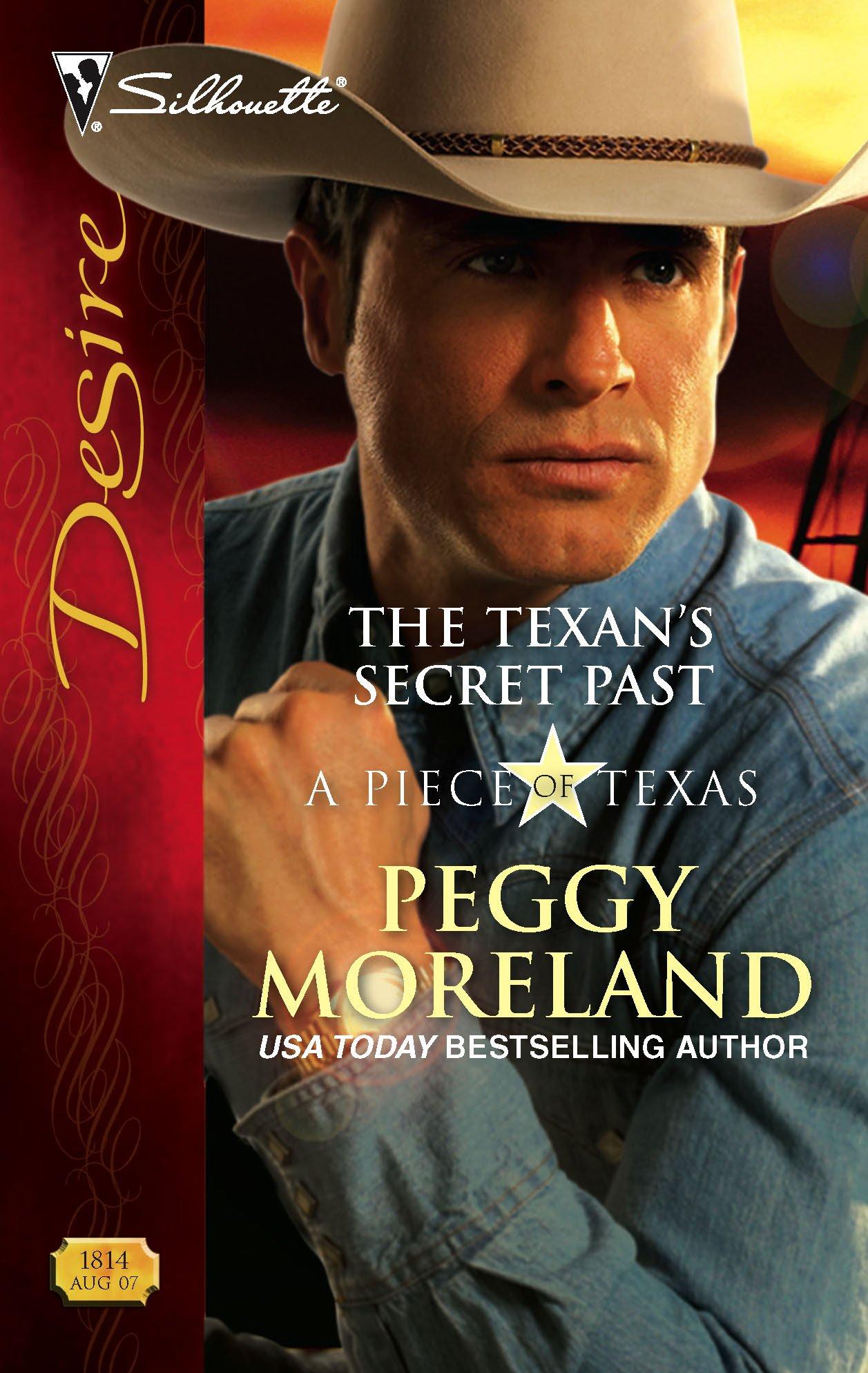 Download The Texan's Secret Past (A Piece Of Texas) PDF