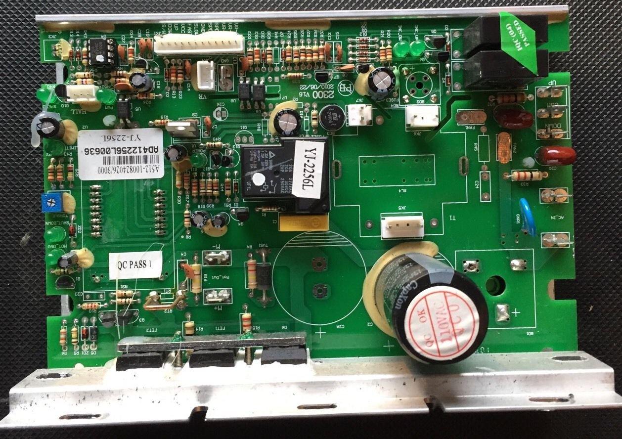 2011 Sole Fitness F63 F 63 65 80 Treadmill Lower Controller Control Board LpCA by SOLE