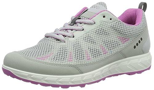 Femmes Terratrail Multisport Chaussures En Plein Air, Gris (gris 50296warm / Béton / Rose), 6 Uk Ecco
