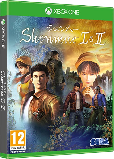 Shenmue I & II - Xbox One: Amazon.es: Videojuegos