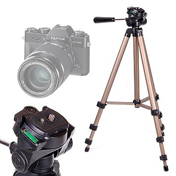 DURAGADGET Trípode Profesional para Cámaras Canon EOS 77D | 800D ...