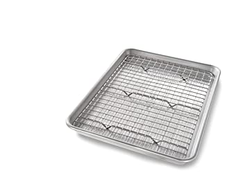USA Pan 2-Piece Cooling Rack